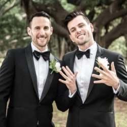 酷新闻:调查显示 五分之一英国人不愿参加同志婚礼