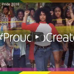 """酷影音:每年必看 Youtube今年鼓励你""""骄傲创造""""!"""