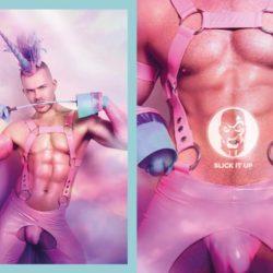 酷艺术:同志摄影师双人组  创造最性感迷幻男体