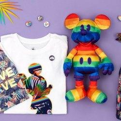 酷新闻:迪士尼推出彩虹商品 挺性平教育组织