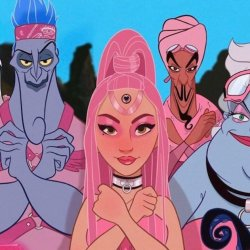 酷影像:怪獸之母「女神卡卡」強勢回歸 藝術家獻創作