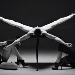 酷影片:美腿男子團體Kazaky新歌MV<What You Gonna Do>