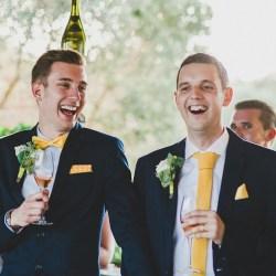 同志婚礼:Will & Toby 的海岛度假婚礼