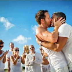 同志婚禮:加勒比海的奔放婚禮 Carlos & Dany