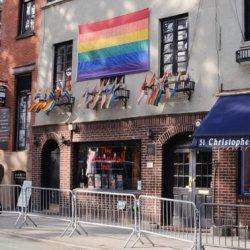酷新闻:著名石墙事件酒吧 有望成为LGBT历史纪念地