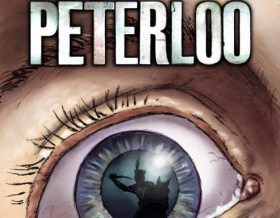 Peterloo graphic novel cover