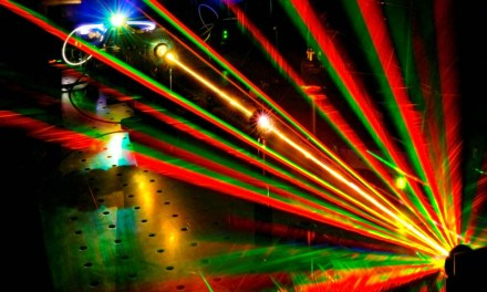 Twisting laser light to probe the nanoscale