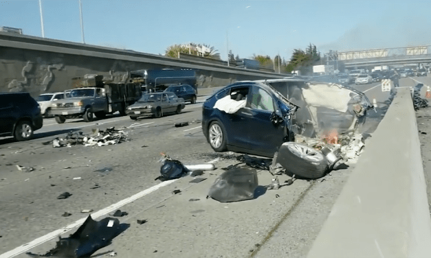 Tesla Crash Victim – No Action Taken Before Impact