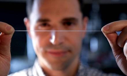 An elastic fiber set to revolutionize smart clothes