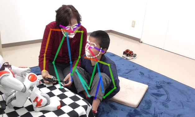 "Personalized ""deep learning"" equips robots for autism therapy"