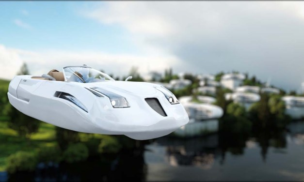 Finally Here? The Race to Build Flying Cars.