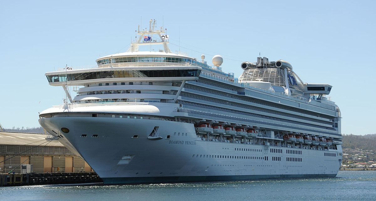 Quarantine on cruise ship resulted in more COVID-19 patients
