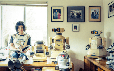 Joanne Pransky – World's First Robotic Psychiatrist