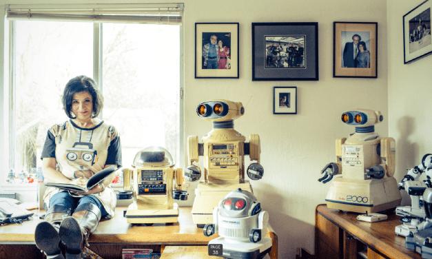 Joanne Pransky – World's First Robotic Psychiatrist