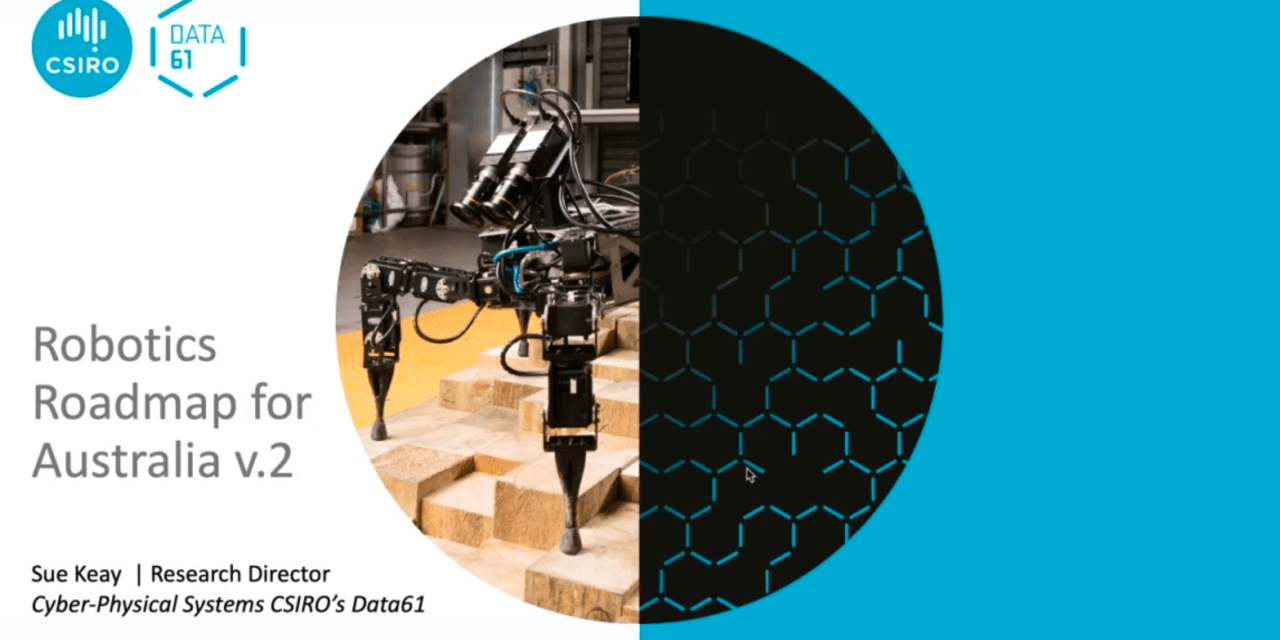 Transport Mobility Workshop – Robotics Roadmap for Australia