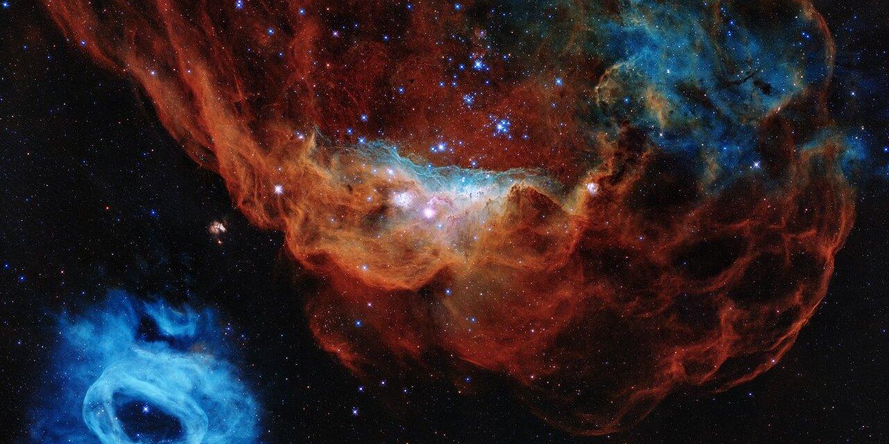 Happy 30th Anniversary Hubble Space Telescope!