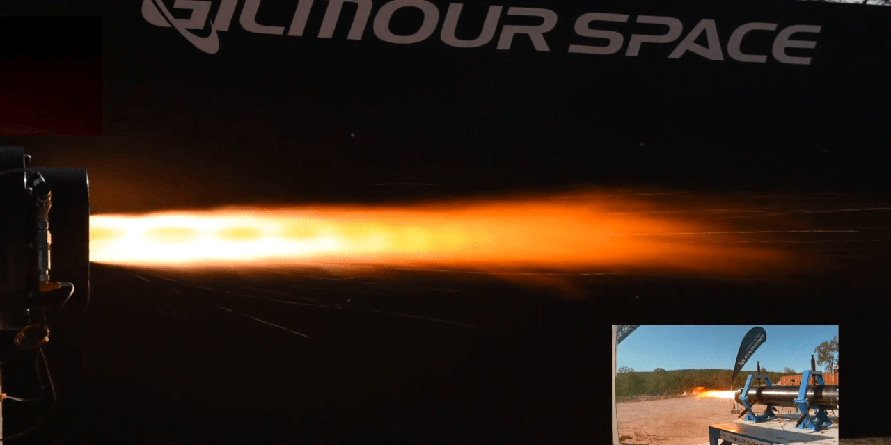Gilmour Space achieves successful 110-second mission duty cycle test fire