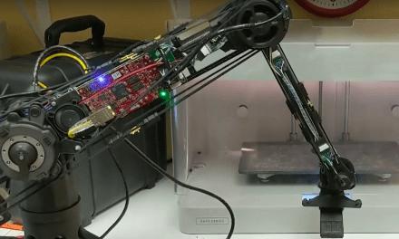 A Visit to A  Robotics Micro-Factory