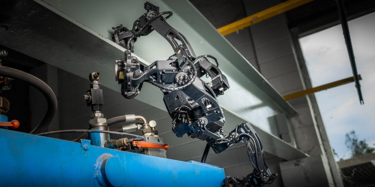 Magnapods: Autonomous Inspection Robots
