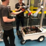 Robotic research to help our agricultural industry grow!