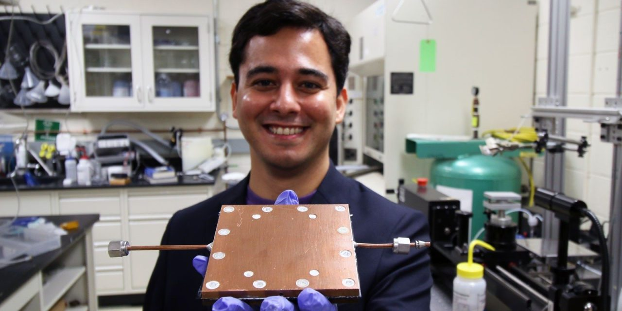 Novel method of heat conduction could be a game changer for server farms and aircraft