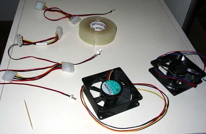 Fanı bilgisayara nasıl bağlayabilirsiniz