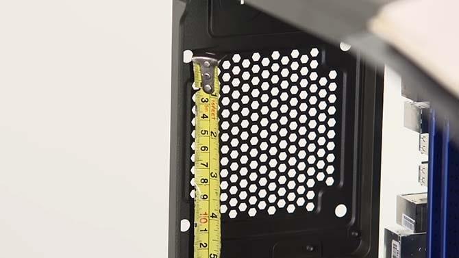 Bilgisayar kasasındaki fan boyutu nedir