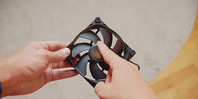 Bilgisayar Soğutma Fanı Cihazı