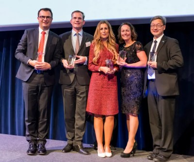 Ganadores Awards FERMA y Commercial Risk 2018