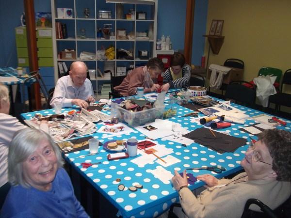 Impact Arts Craft Caf Arrives In Edinburgh Age