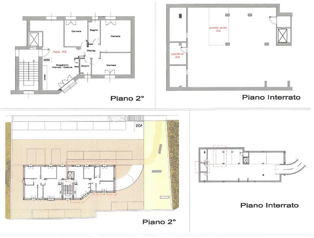 Wohnung In Verkauf In Siena Zone Porta Romana / Pispini / Valli