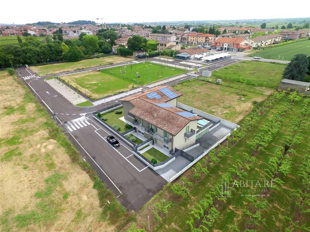 Doppelhaus In Verkauf In Colognola Ai Colli Zone Stra (Verona) - Hin