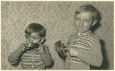 Die Agethen Brüder um 1960 herum