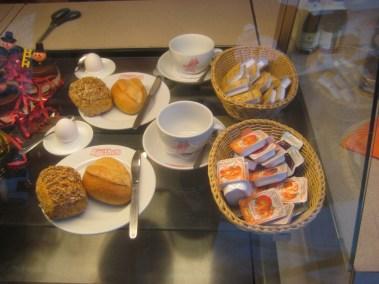 Frühstück - ganz fix - Agethen, Kardinal-Galen-Straße
