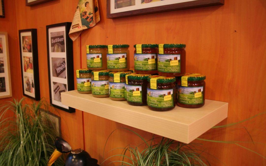 [Bilderstrecke] Made in Oberhausen – der Bienenhonig