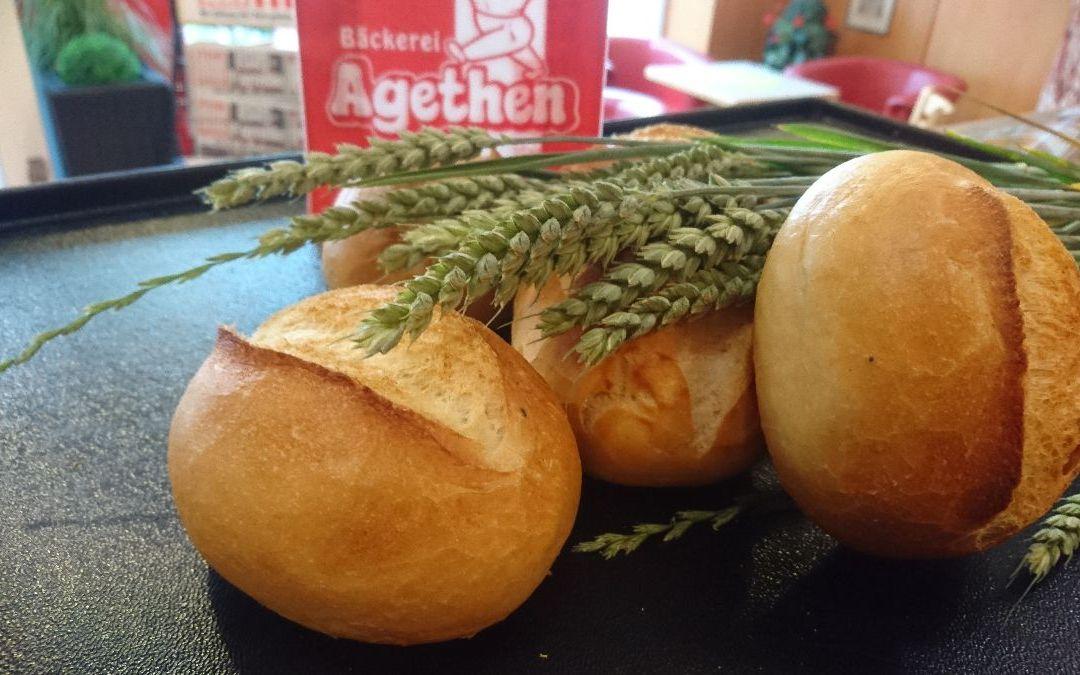 Produktpässe der Bäckerei Agethen