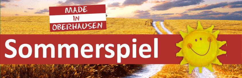 "Das Agethen – ""Made in Oberhausen"" – Sommerspiel"
