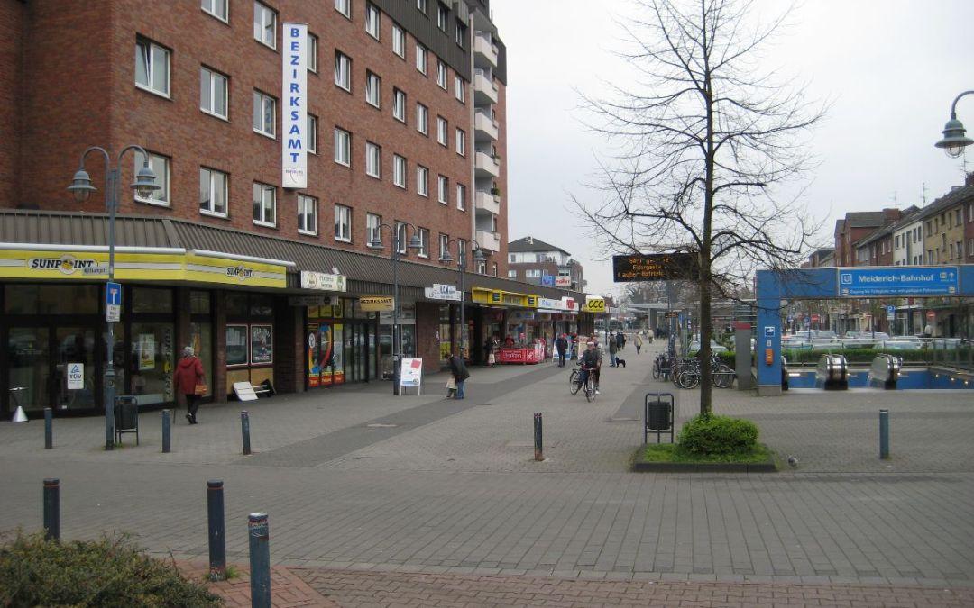 Ab morgen ist unser Standort in Meiderich geschlossen um zu renovieren!