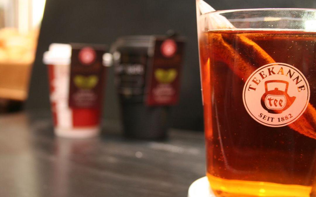 Nur für sehr kurze Zeit: 2 Teekanne trinken und nur einen bezahlen. Nur bei Agethen!