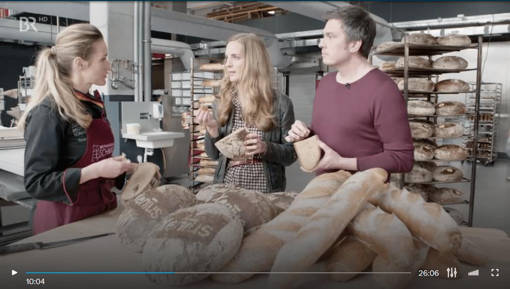 """Medien-Tipp: """"XENIUS : Was steckt im Brot wirklich drin?"""""""