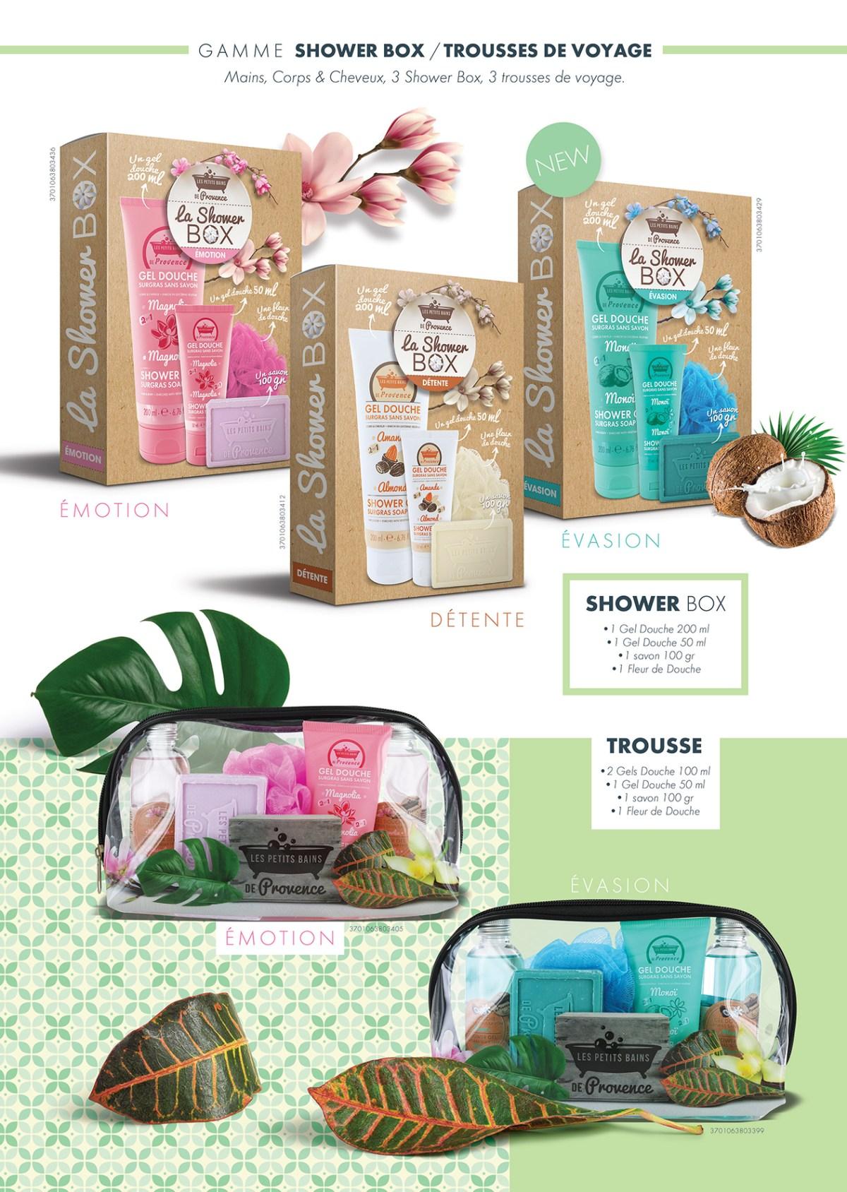 cadeau savon produit boite