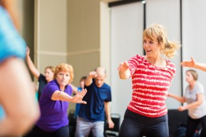 Strong People, Strong Bones Fitness Classes @ St. Andrew's Church | Kent | Connecticut | United States