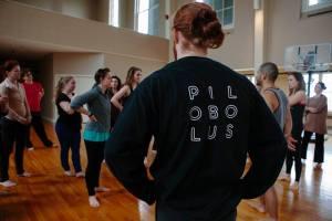 Pilobolus-Connecting with Balance @ Woodbury Senior Center | Woodbury | Connecticut | United States