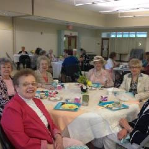 Brookfield Senior Center-Holiday Lunch