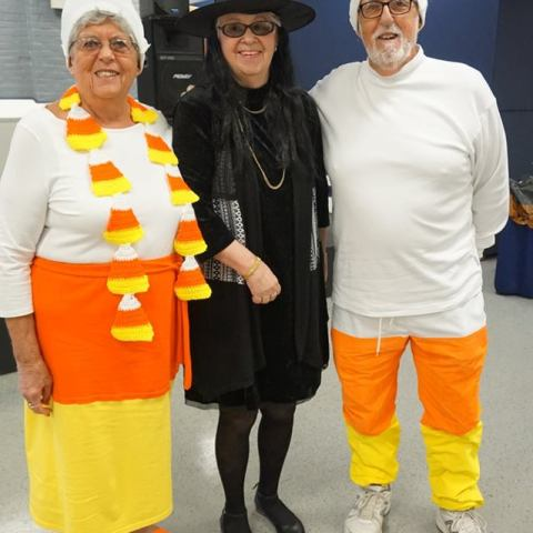 New Milford Senior Center-Halloween Costumes