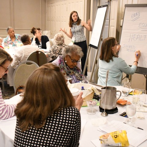 Group Discussions-Age Well Community Council Summit II