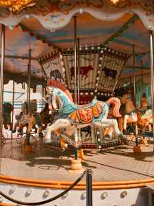 New England Carousel Museum @ Newtown Senior Center | Newtown | Connecticut | United States