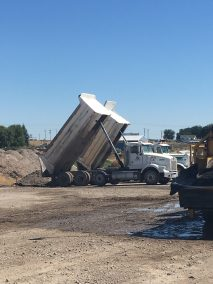 Burley Operations Dump Trucks