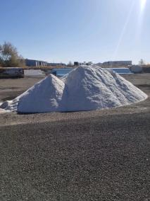 Bulk Salt Pile 11.5.2019