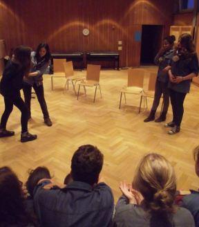 Workshop Theater der Unterdrückten